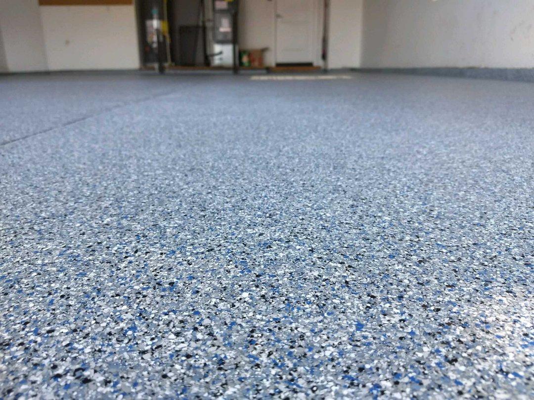 Kuna, ID - Garage floor coating in kuna