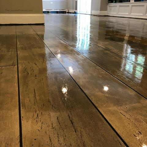 Horseshoe Bend, ID - Want a one of a kind floor that no one else has alike? We create hand-designed, beautiful, personalized floors in all our systems!