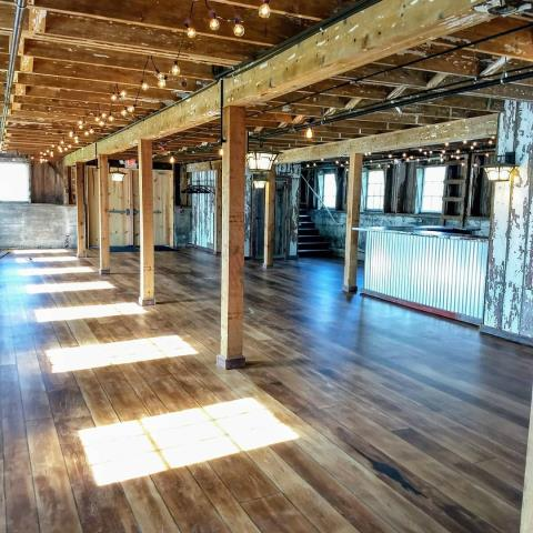 McCall, ID -  Want that wood look on your floors but not the stress and worry they bring to maintain them? Rustic Wood is the solution for you!
