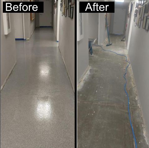 Xtreme Epoxy Idaho did a fantastic job transforming the company's office hallway! They designed the concrete with a Graniflex system due to the constant water collection on the floor we experienced throughout the year. They were very creative and helpful, making it super easy to work with them! Xtreme Epoxy offers fair pricing for quality work and is not the type who cuts corners just to make a profit!! Thank you for your kind service, gentlemen!! I would recommend their work to anyone.