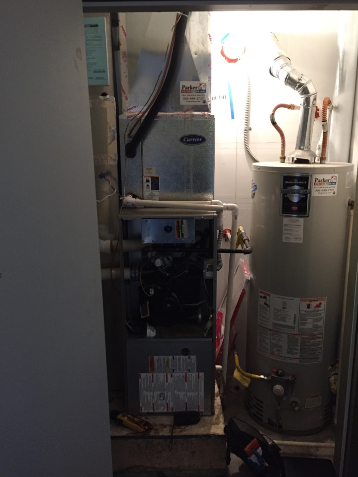 Englewood, CO - Repair Carrier furnace in condominium community