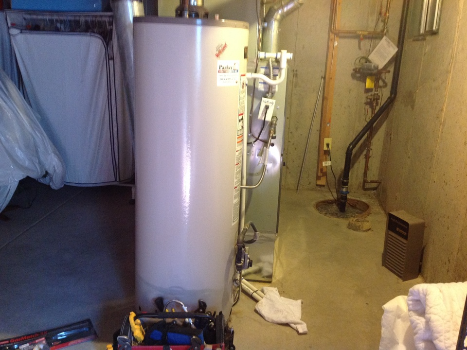 Littleton, CO - No hot water,tune burner replace thermocouple