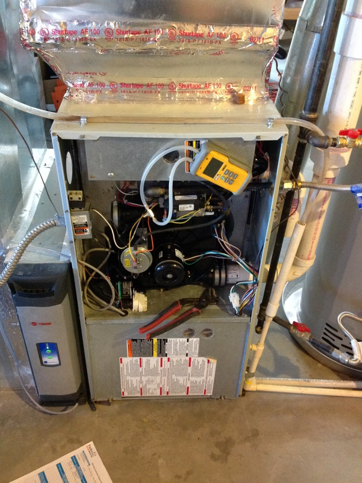 Castle Pines, CO - Carrier high efficiency furnace no heat repair in Castle Pines