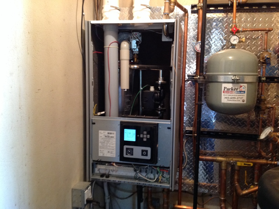 Englewood, CO - On demand water heater ignition failure