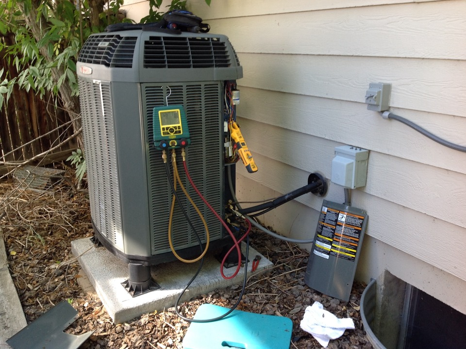 Littleton, CO - Complete ac precision tune and seasonal maintenance