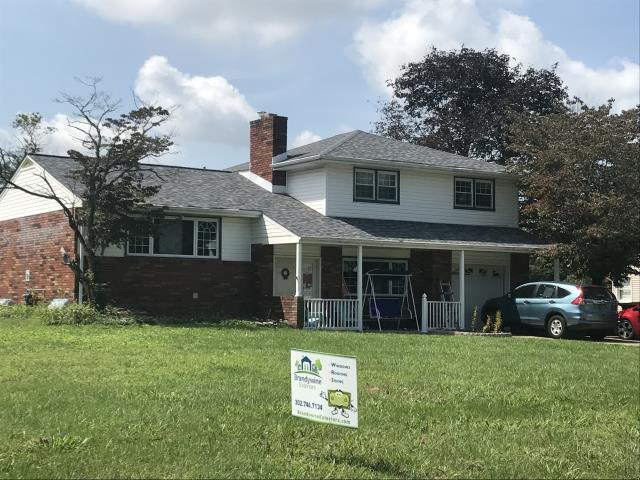 New roof in Dover, DE