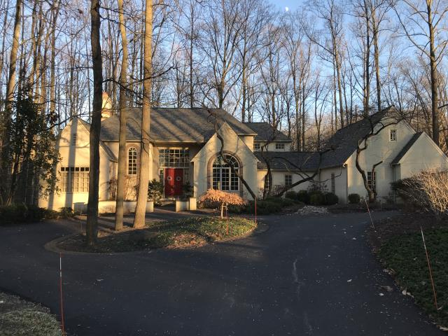 Chadds Ford, PA - New roof on a beautiful home