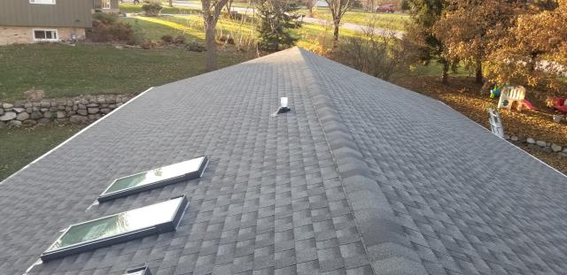 Milwaukee, WI - Furnish & install new asphalt Owens Corning Roofing system in Milwaukee, WI. Very satisfied customer had us tear-off old roof and install profession Owens Corning Roofing system in Milwaukee, WI.