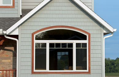 Wauwatosa, WI - Furnish new vinyl replacement windows for a residential home in Milwaukee, WI.