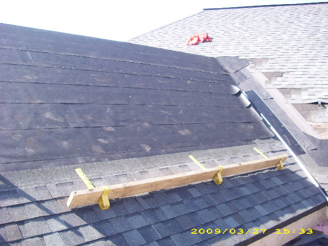 Milwaukee, WI - Furnish and install new asphalt GAF Lifetime Roofing system on residential home near south side of Milwaukee.