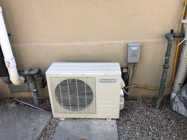 Old Toronto, ON - Replaced existing ductless air conditioner with new Daikin Ductless 19 SEER air conditioner for wine cellar for a long-time client of ours!
