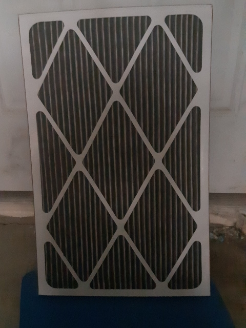 North York, ON - Your furnace filter is no longer effective when you can't see any light through it. This will cause your heating system to over heat or your air conditioning to freeze cuasing extreme damage to your furnace