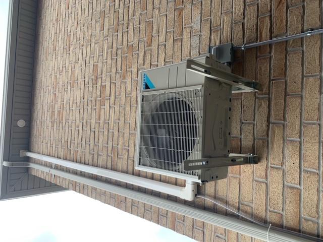 Milton, ON - Installation of Daikin Ductless Emura Heat Pump in Milton