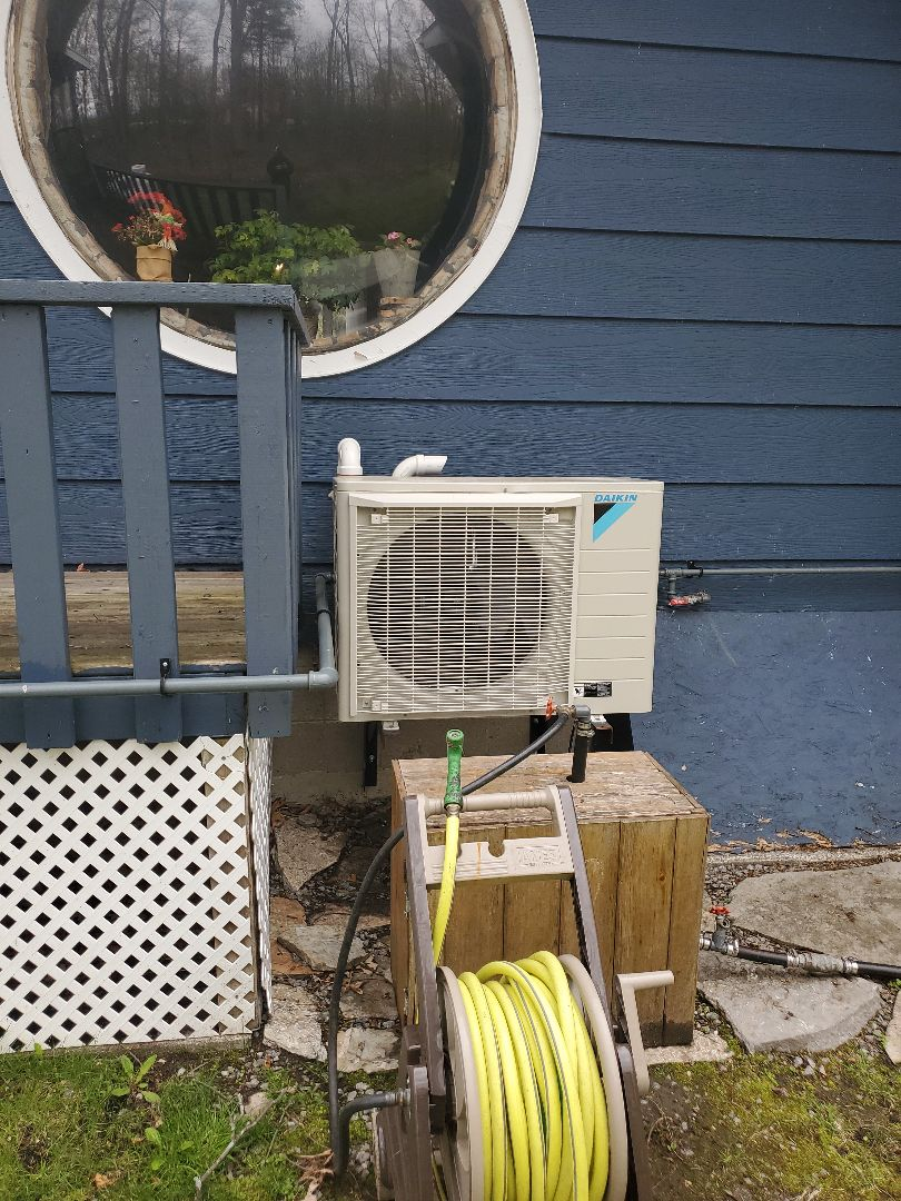 Campbellford, ON - Daikin fit heat pump tune up and service