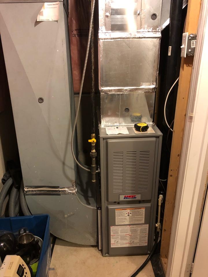 Quoting a new GOODMAN furnace