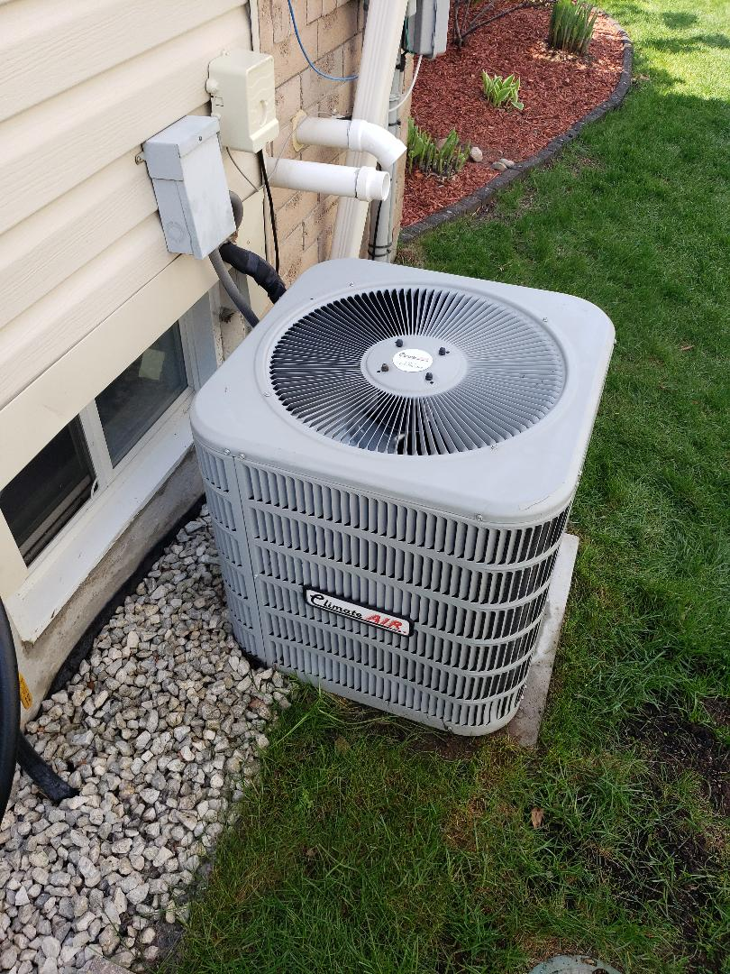 Angus, ON - AC and furnace tune up