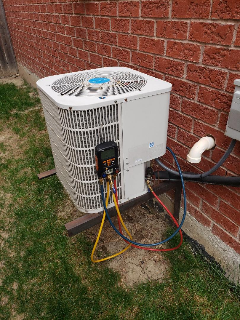 Aurora, ON - No cooling on Fedders R22 unit