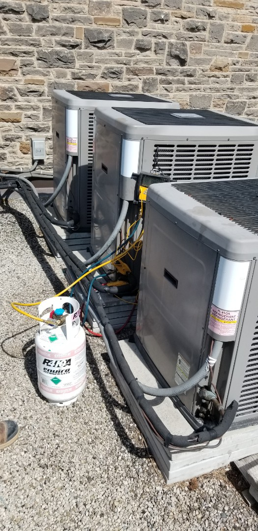 Bowmanville, ON - AC repairs