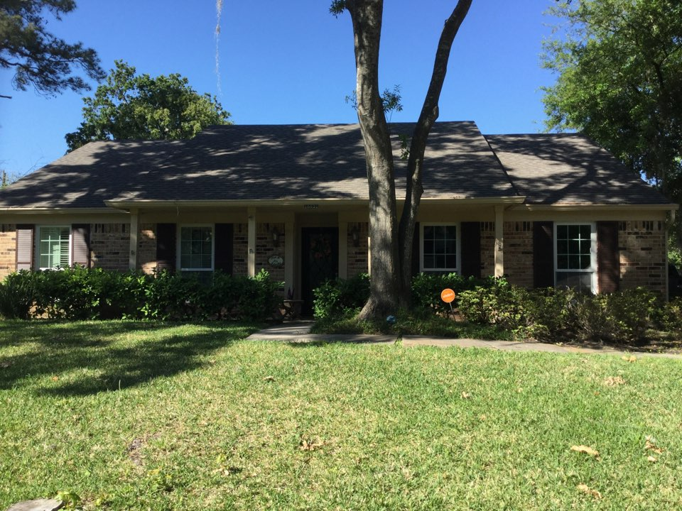 Houston, TX - Another beautiful home improvement with new Anderson Windows!