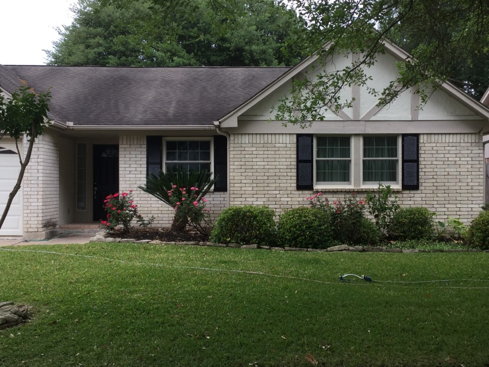 "Katy, TX - Another happy homeowner! ""The amount of sound and heat that have been reduced is amazing"""