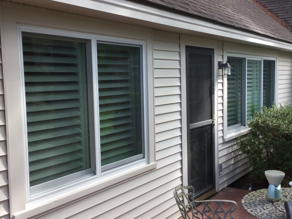 Houston, TX - Does the back of your home allow in too much heat? Let Renewal by Andersen fix your window problems.
