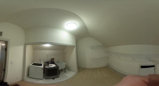 Moorestown, NJ - We're working with a growing family in Moorestown who are looking for a bathroom addition to their home. This is one of the 360deg photos we take of every project to help us get the best visualization the room.