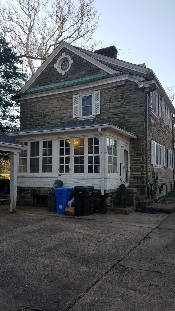 Mickleton, NJ - Working with a client to provide a kitchen remodeling solution for their home built in the 1800's.  We Love working on older homes!
