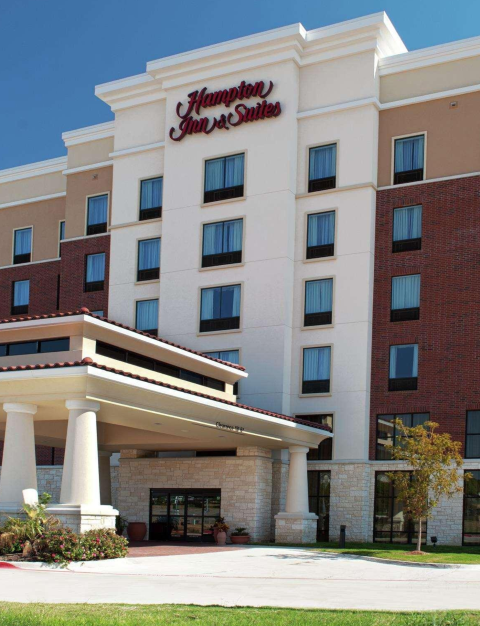 Lewisville, TX - Thank you, Hampton Inn - Lewisville for trusting us with your commercial HVAC outdoor air unit needs. Fresh air conditioning is a breeze (heehee) for us!