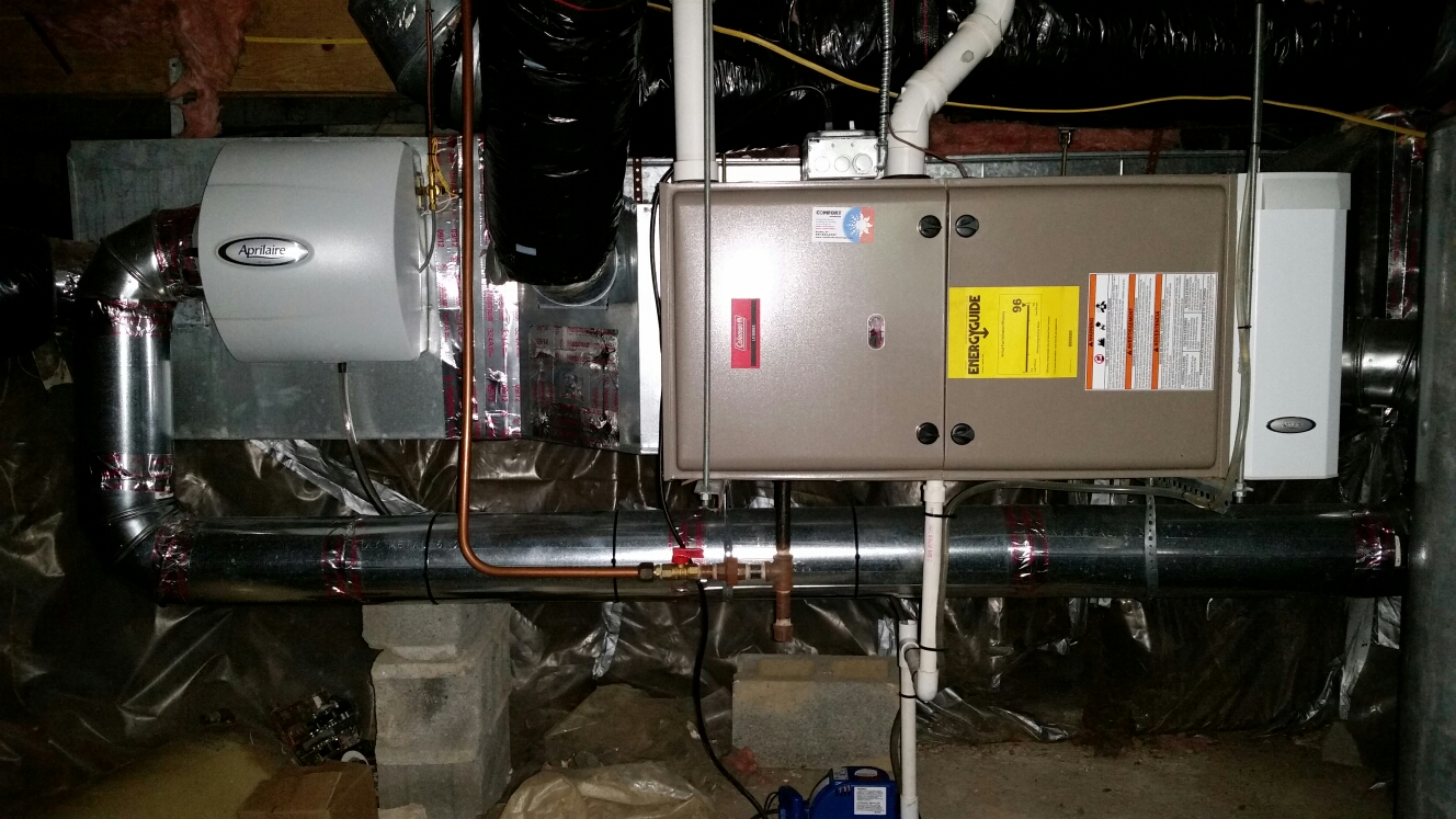 Furnace and Air Conditioning Repair in Ithaca, NY