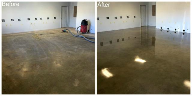 Mesa, AZ - Sometimes spending more money doesn't get you a better product. You can use our Penetrating Hydrophobic Concrete Sealer to protect your concrete surface from severe conditions like rainwater, freeze-thaw cycles, road salts, de-icers, and other common hazards.