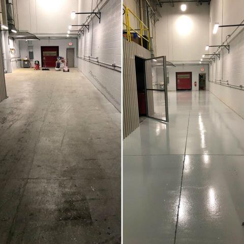 Midwest City, OK - Provides products for epoxy flooring, epoxy garage floors, pool decks, and patios. Also, provide concrete grinding equipment and free hands-on training.