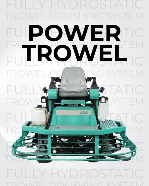 Carolina Beach, NC - Learn how to operate and create beautiful floors with Power Trowel! Take a ride around at one of our training classes or request a FREE demo! Message us for information or questions you may have!!