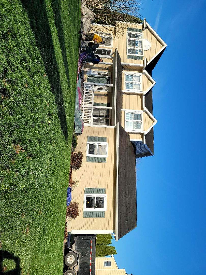 Baldwinsville, NY - New roof install