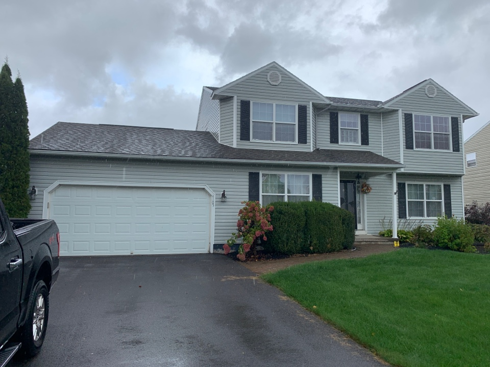 Liverpool, NY - New roof estimate.