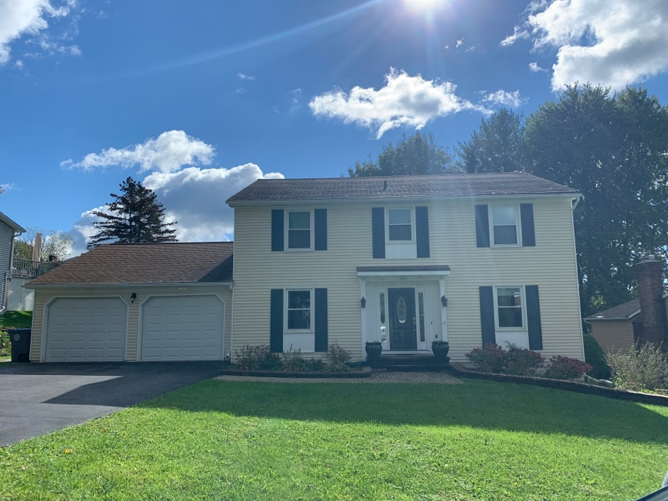 Manlius, NY - Fall roofing quote