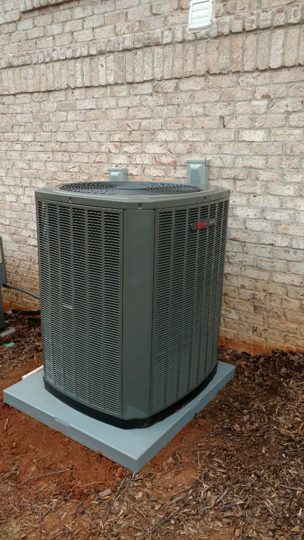 Greer, SC - Install heat pump