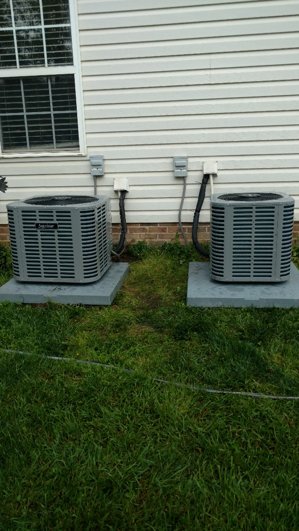 Greer, SC - Install furnace air conditioner and new returns