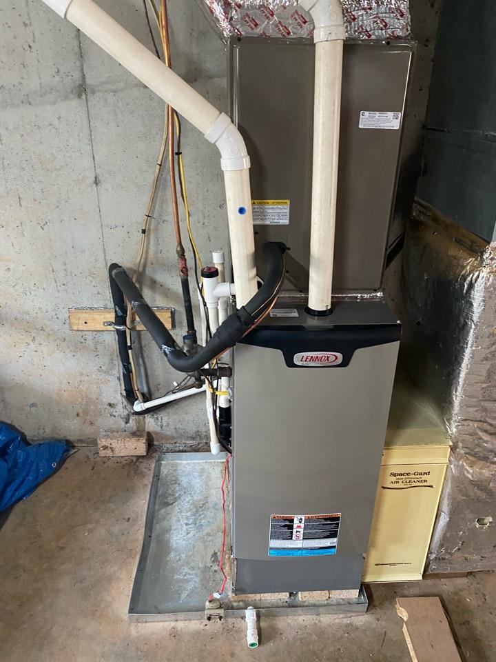 Toccoa, GA - Heat pump