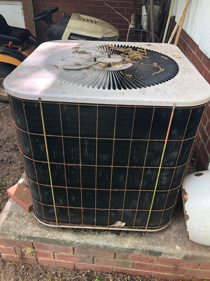 Toccoa, GA - Complete measurements to perform calculations for AC system replacement of old inefficient system