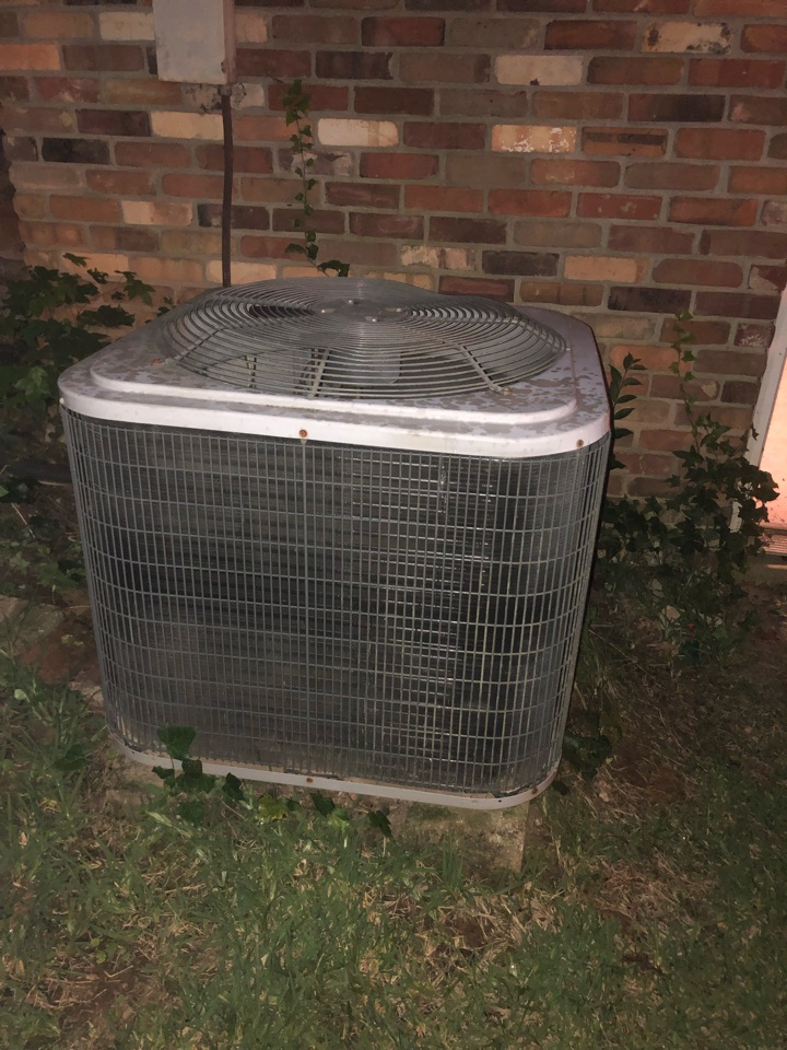 Toccoa, GA - Complete repair of voltage enhancement system on ArcoAire heat pump to restore cooling operation late at night.