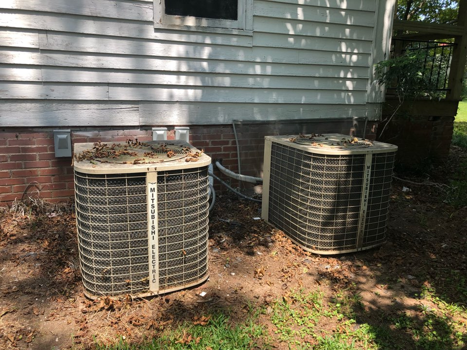 Canon, GA - Perform repair on 21 year old Coleman heat pump with failed voltage enhancement system. Replaced faulty parts and now cooling well