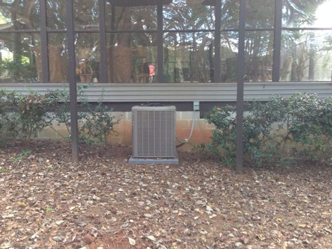 Martin, GA - Energy star Heat Pump system install