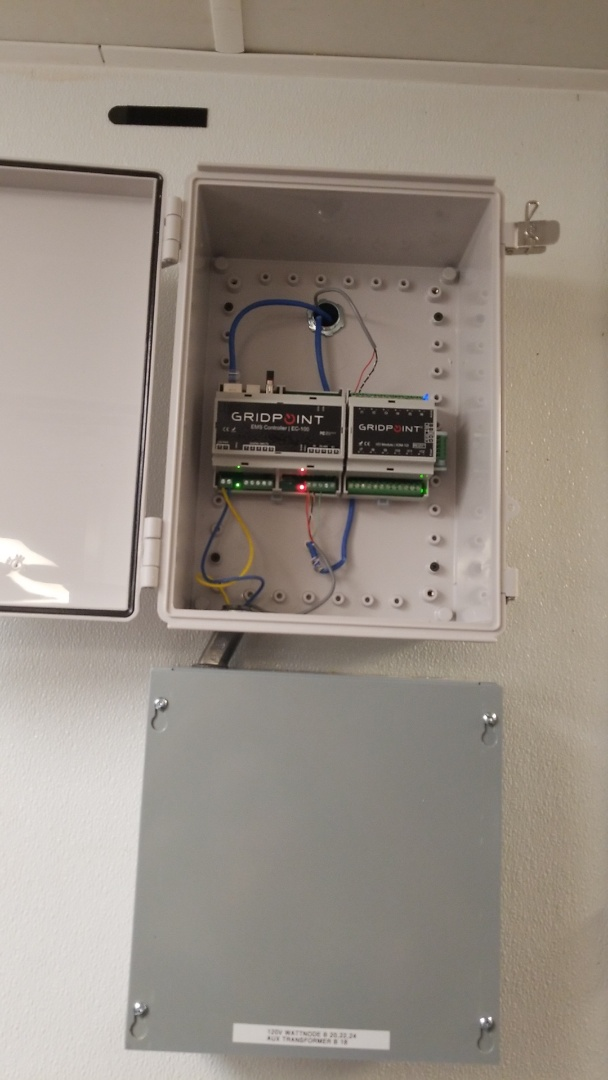 Southlake, TX - Installing GridPoint energy management system