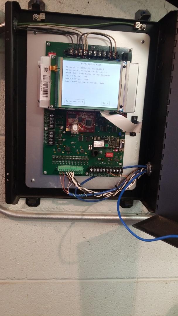 Sulphur Springs, TX - Working on restoring lan connection on HVAC ems system in Sulphur Springs
