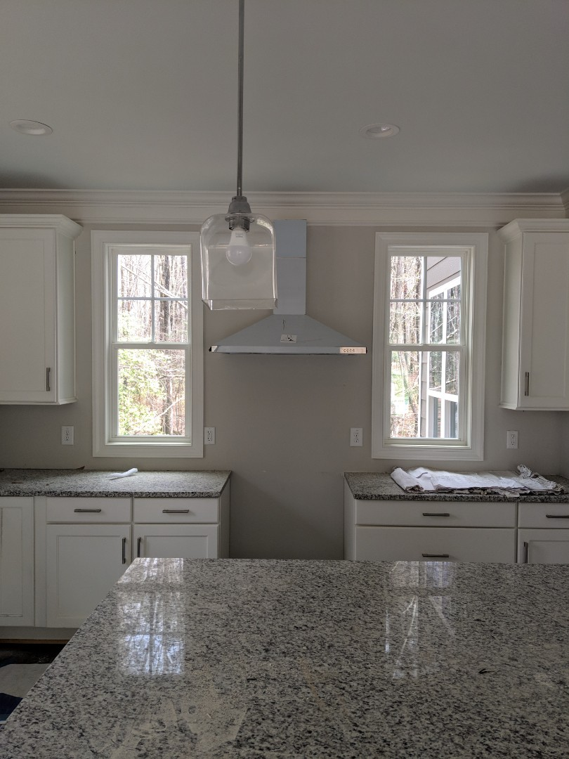 Knightdale, NC - Vent kitchen hood