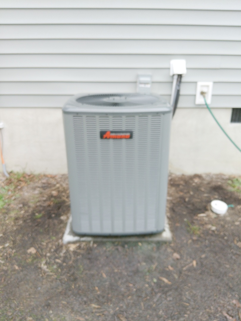 Zebulon, NC - Replacing an accumulator on a heat pump.
