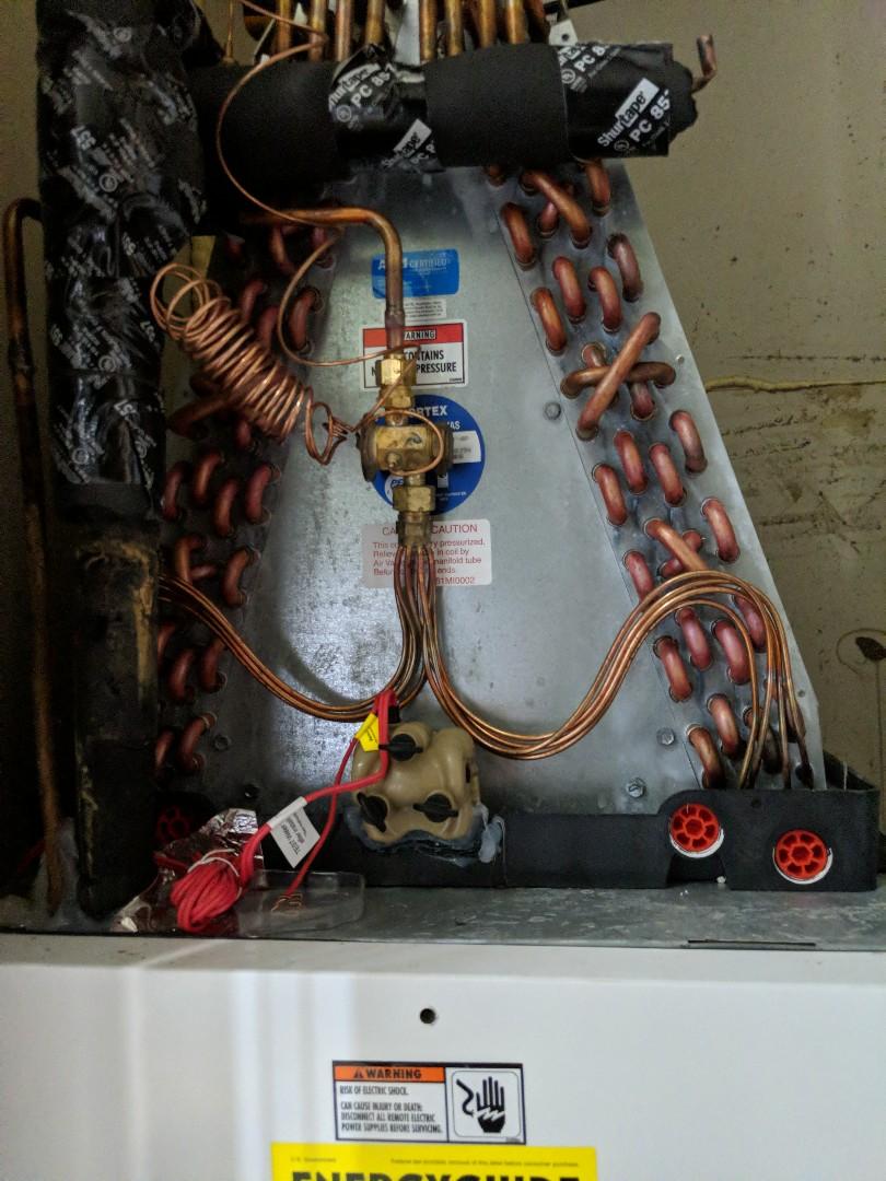 Four Oaks, NC - No heat on a mortex electric heater.