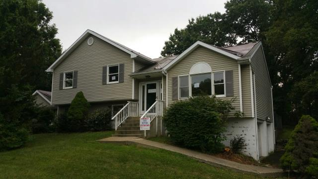 Newburgh, NY - Foreclosure inspection for a first-time buyer.