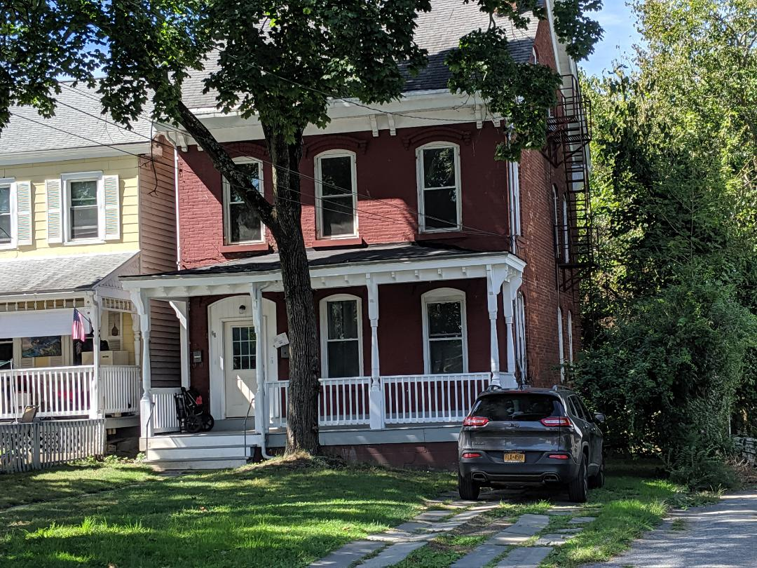 Poughkeepsie, NY - Two family home inspection