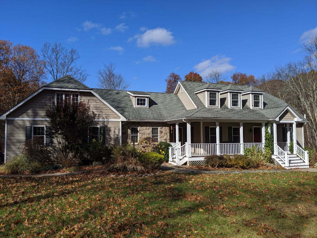 New Paltz, NY - I just inspected a fantastic home in New Paltz. My first time buyers are very for lucky to have found this one. For quick service and report turn around time give us a call..
